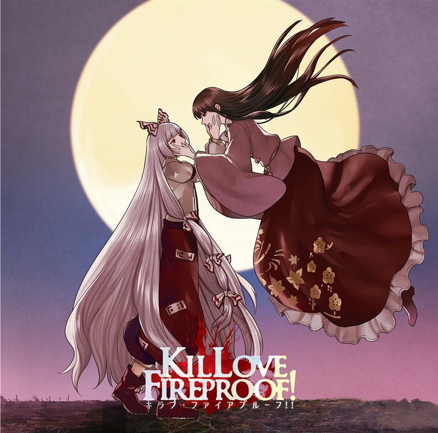 KILLOVE FIREPROOF!