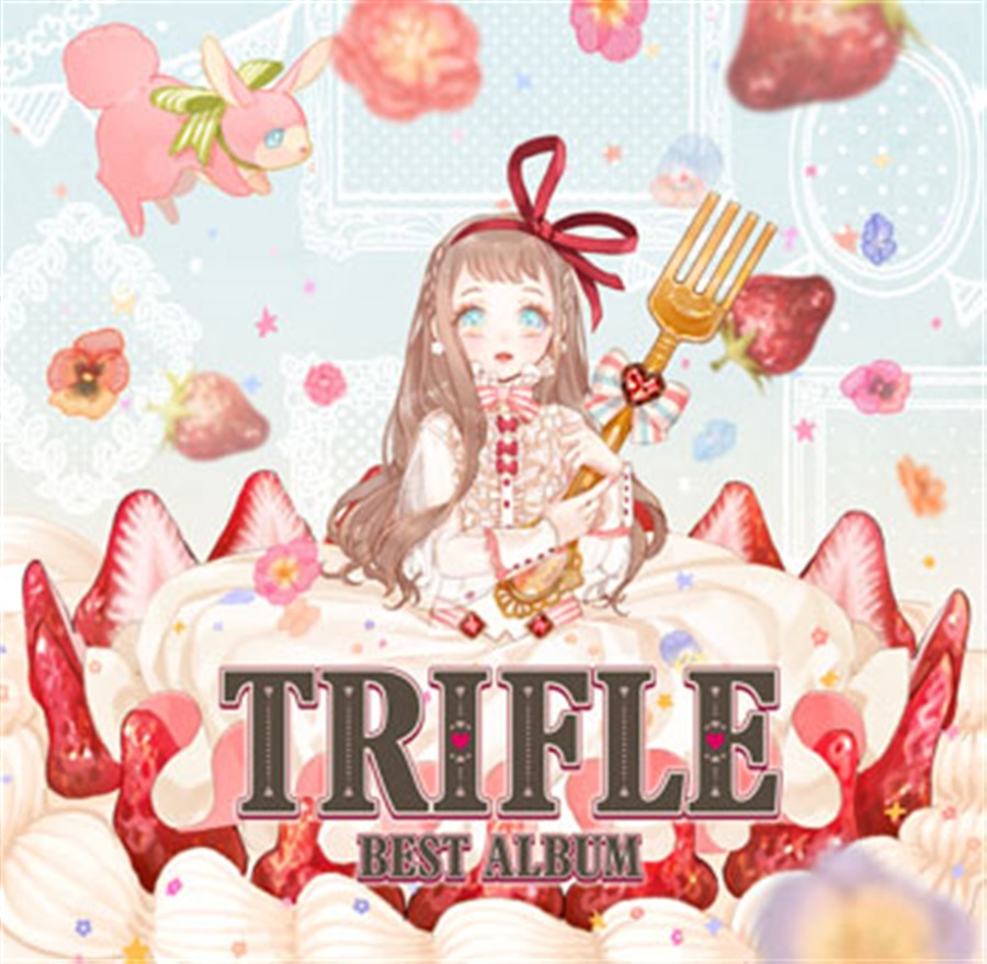 TRIFLE -BEST ALBUM-
