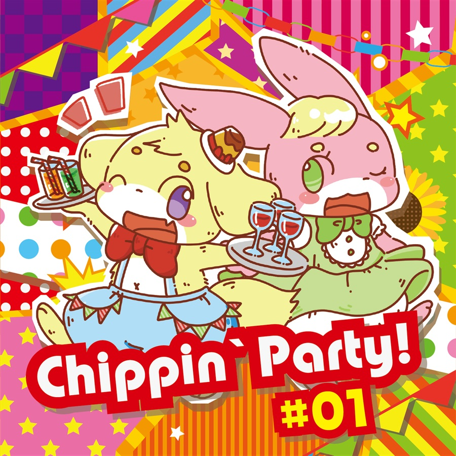 Chippin' Party #01