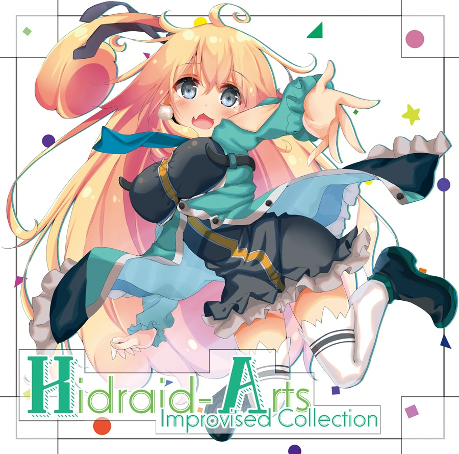 Hidraid-Arts Improvised Collection