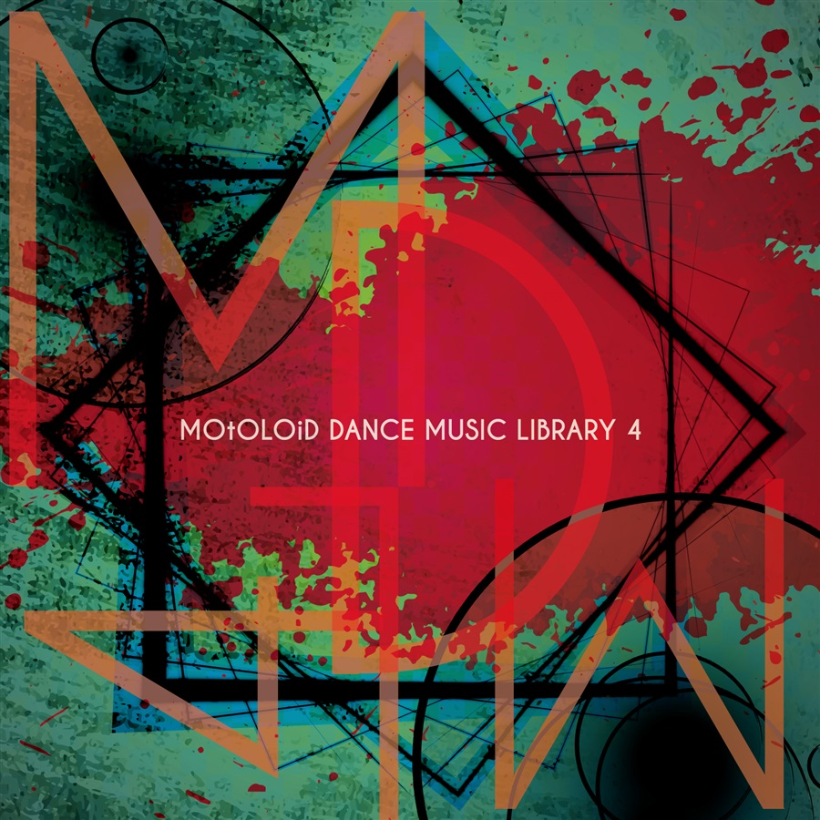 MDML4 - MOtOLOiD DANCE MUSIC LIBRARY 4