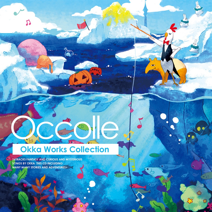 Occolle -Okka Works Collection-