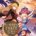 PLANET PARTY TIME