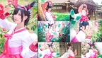 Hane Ame 雨波コスプレ デジタル写真集 League of Legends AHRI COLLECTION