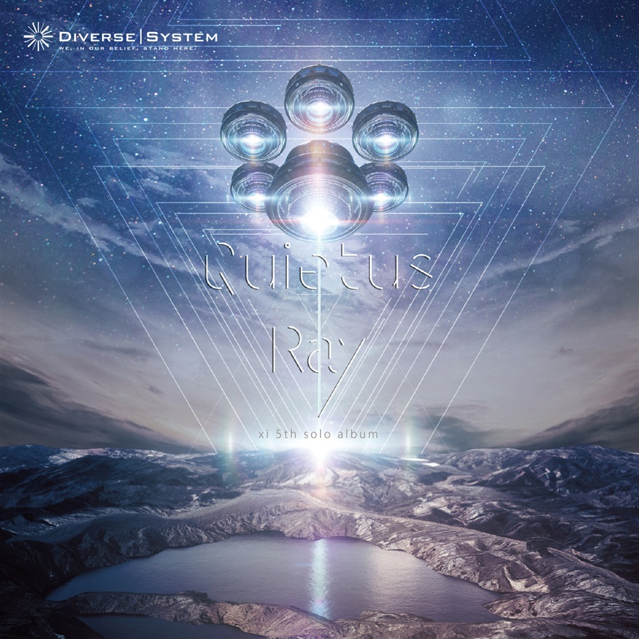 Quietus Ray -xi 5th solo album-
