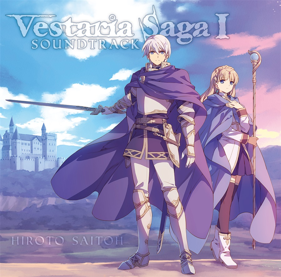 Vestaria Saga Soundtrack
