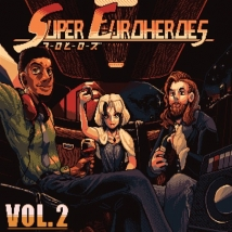 Super Euroheroes Vol. 2