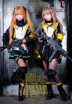 GIRLS' FRONTLINE COSPLAY COLLECTIONS.08 UMP 45/9