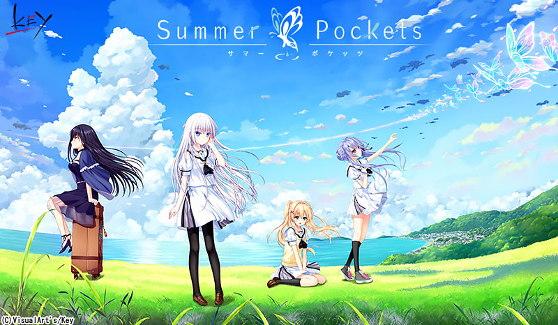 Summer Pockets<メロン特典2次生産分>