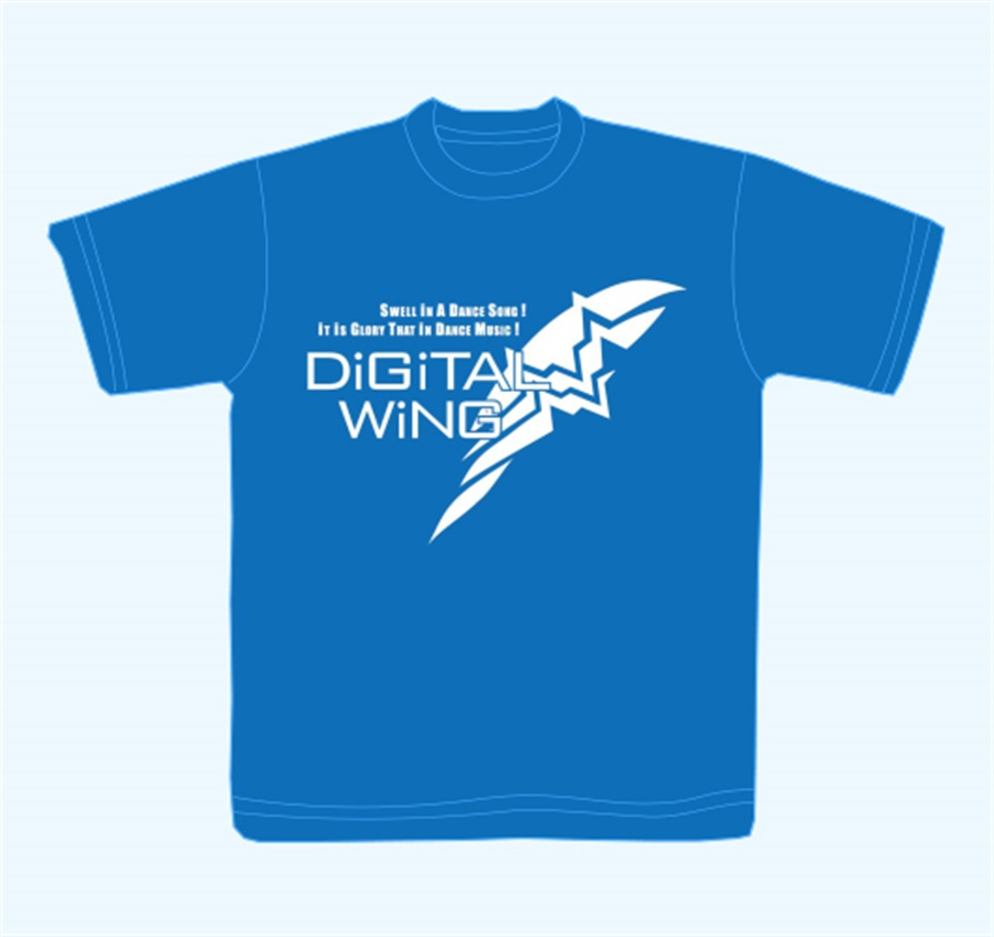 DiGiTAL WiNG OFFiCiAL Tシャツ M