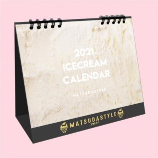 ICECREAM CALENDAR 2021