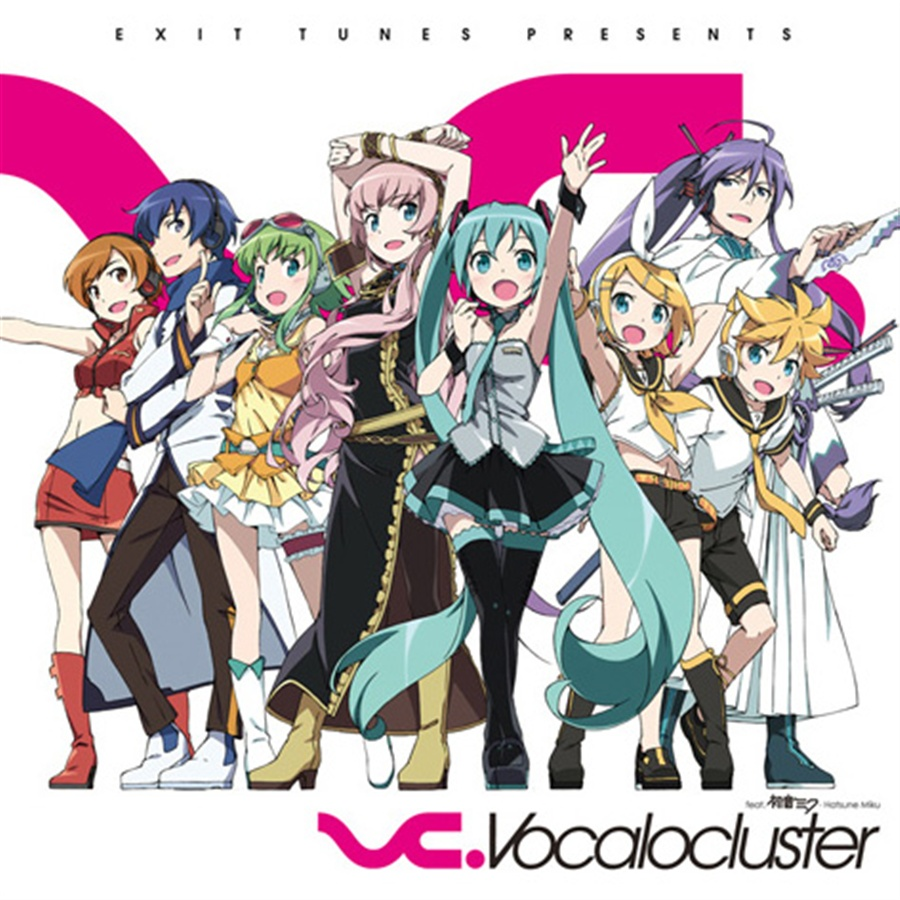 Vocalocluster feat.初音ミク