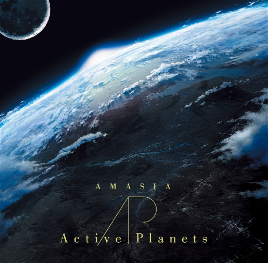 Active Planets 1st ALBUM『AMASIA』/Low-Priced edition