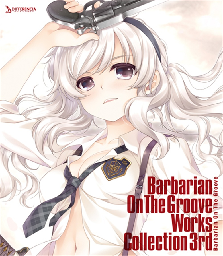 Barbarian On The Groove Works Collection 3rd 通常盤