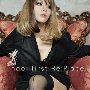 nao PC songs ALBUM「first Re:Place」(特典無し)