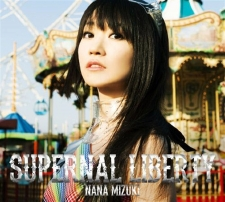 「SUPERNAL LIBERTY」 BD付初回限定盤