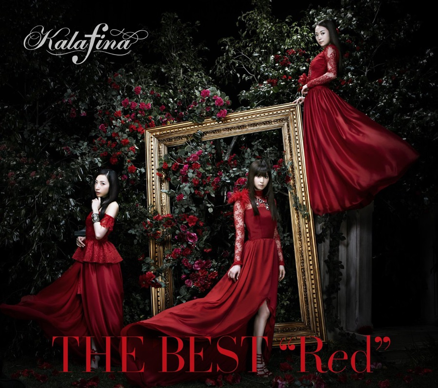"THE BEST ""Red"" 通常盤"