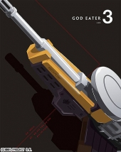 GOD EATER vol.3 BD 特装限定版