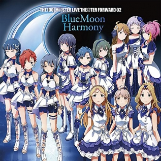 THE IDOLM@STER THE@TER FORWARD 02 BlueMoon Harmony