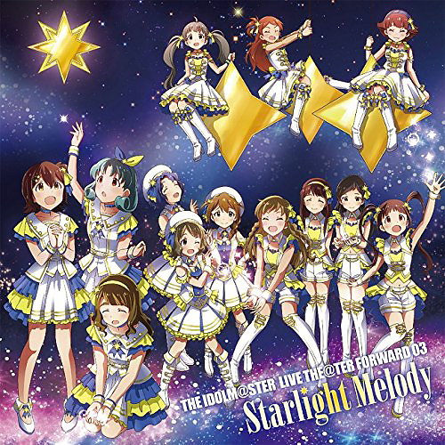 THE IDOLM@STER THE@TER FORWARD 03 Starlight Melody