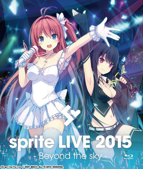 sprite LIVE 2015 - Beyond the sky - BD