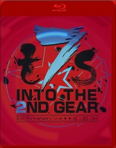 Tokyo 7th シスターズ t7s 2nd Anniversary Live 16'→30'→34'-INTO THE 2ND GEAR- BD 初回生産限定版