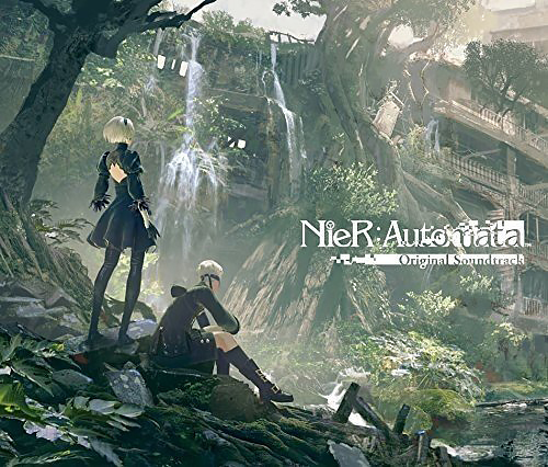 PS4 NieR:Automata Original Soundtrack