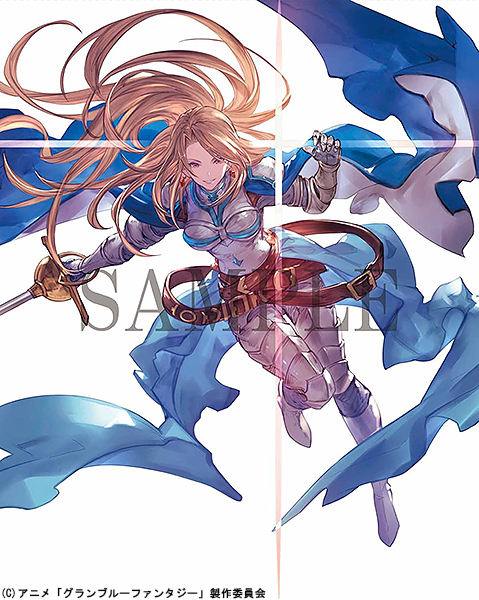 GRANBLUE FANTASY The Animation 2 DVD 完全生産限定版