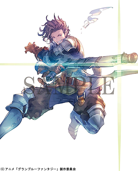 GRANBLUE FANTASY The Animation 3 BD 完全生産限定版