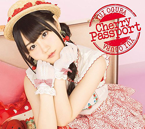 小倉唯 2ndアルバム「Cherry Passport」 CD+DVD盤