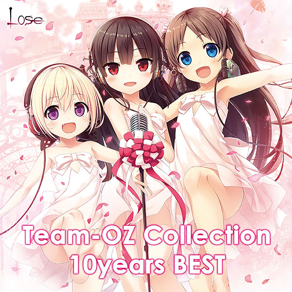 Team-OZ Collection 10years BEST+B2タペストリー