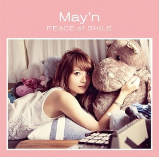 May'n 5th アルバム「PEACE of SMILE」 通常盤