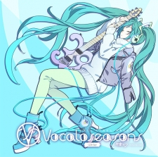 EXIT TUNES PRESENTS Vocaloseasons feat.初音ミク ~Winter~