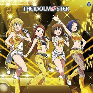 THE IDOLM@STER MASTER PRIMAL POPPIN' YELLOW