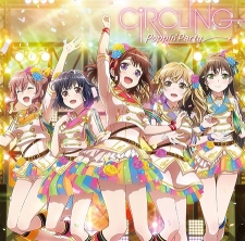 BanG Dream! Poppin'Party 9thシングル「CiRCLING」