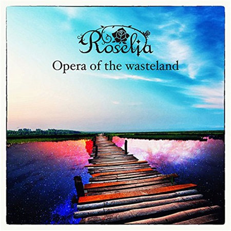 BanG Dream! Roselia 5thシングル「Opera of the wasteland」
