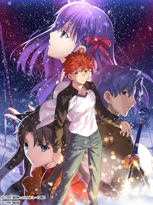 劇場版 Fate/stay night[Heaven's Feel] Ⅰ.presage flower BD 完全生産限定版