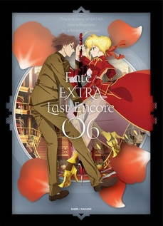 Fate/EXTRA Last Encore 6 DVD 完全生産限定版