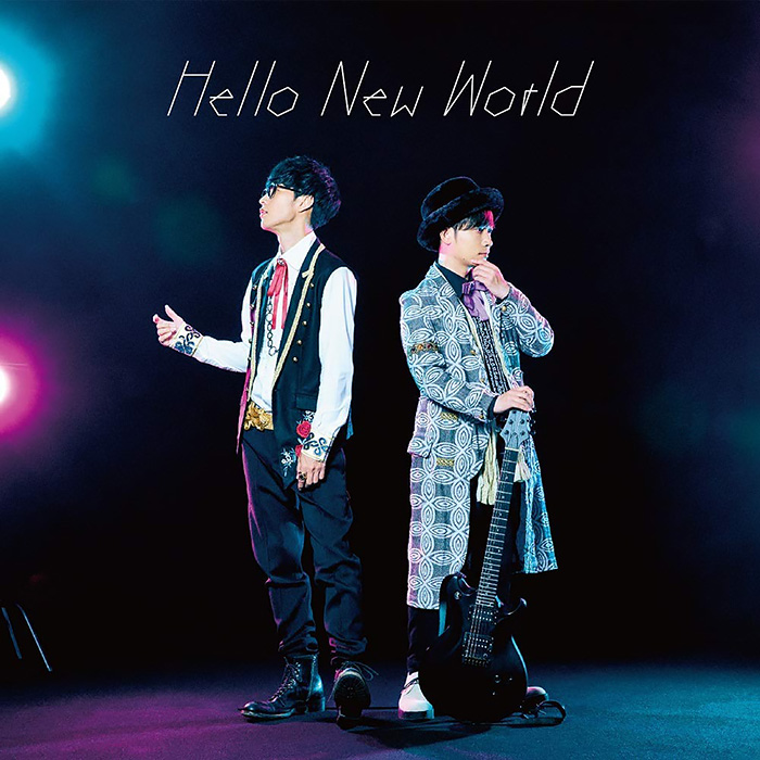 OxT 1stアルバム「Hello New World」 BD付初回限定盤