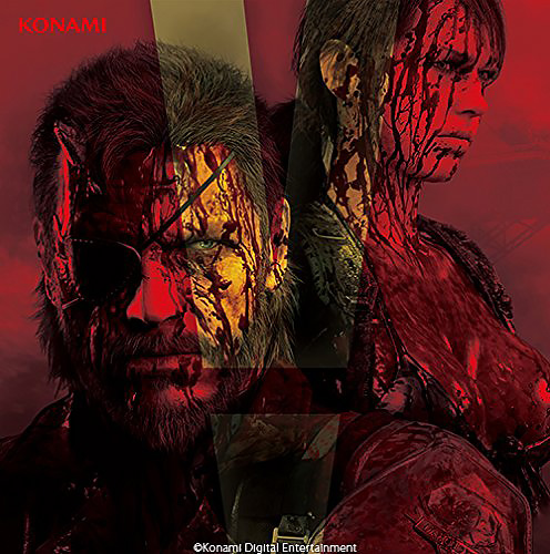"METAL GEAR SOLID V ORIGINAL SOUNDTRACK ""The Lost Tapes"" 通常盤"