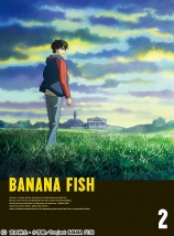 BANANA FISH Blu-ray Disc BOX vol.2 完全生産限定版