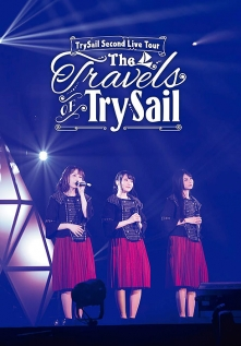 "TrySail Second Live Tour ""The Travels of TrySail"" DVD"