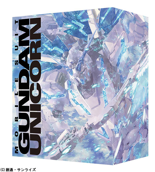 機動戦士ガンダムUC Blu-ray BOX Complete Edition