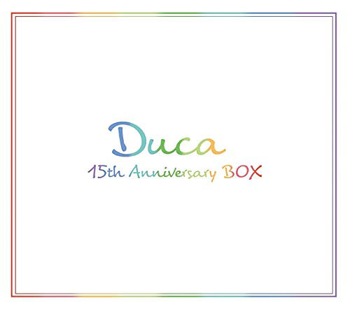 Duca 15th Anniversary BOX 完全生産限定
