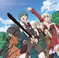 グリムノーツ The Animation OPテーマ「Innocent Notes」 アニメ盤