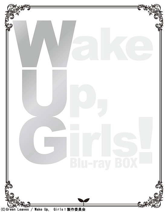 Wake Up, Girls! Blu-ray BOX