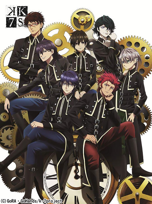 劇場版 K SEVEN STORIES DVD BOX SIDE:ONE 期間限定版