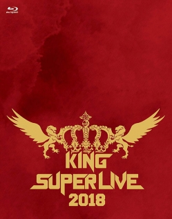 KING SUPER LIVE 2018 BD