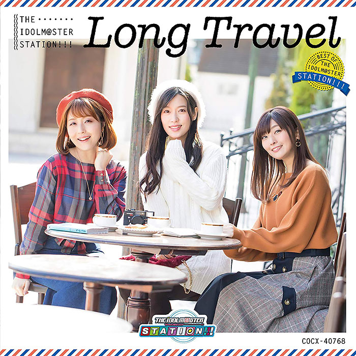 THE IDOLM@STER STATION!!! LONG TRAVEL ~BEST OF THE IDOLM@STER STATION!!!~