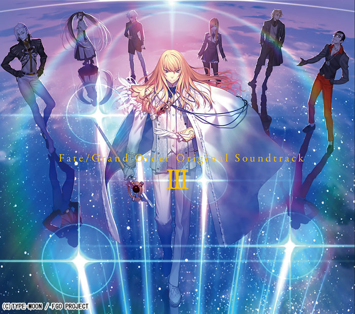 Fate/Grand Order Original Soundtrack III